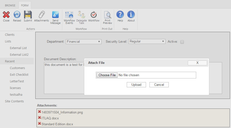 SPARKnit SPARK Forms Builder for SharePoint the Best Way to